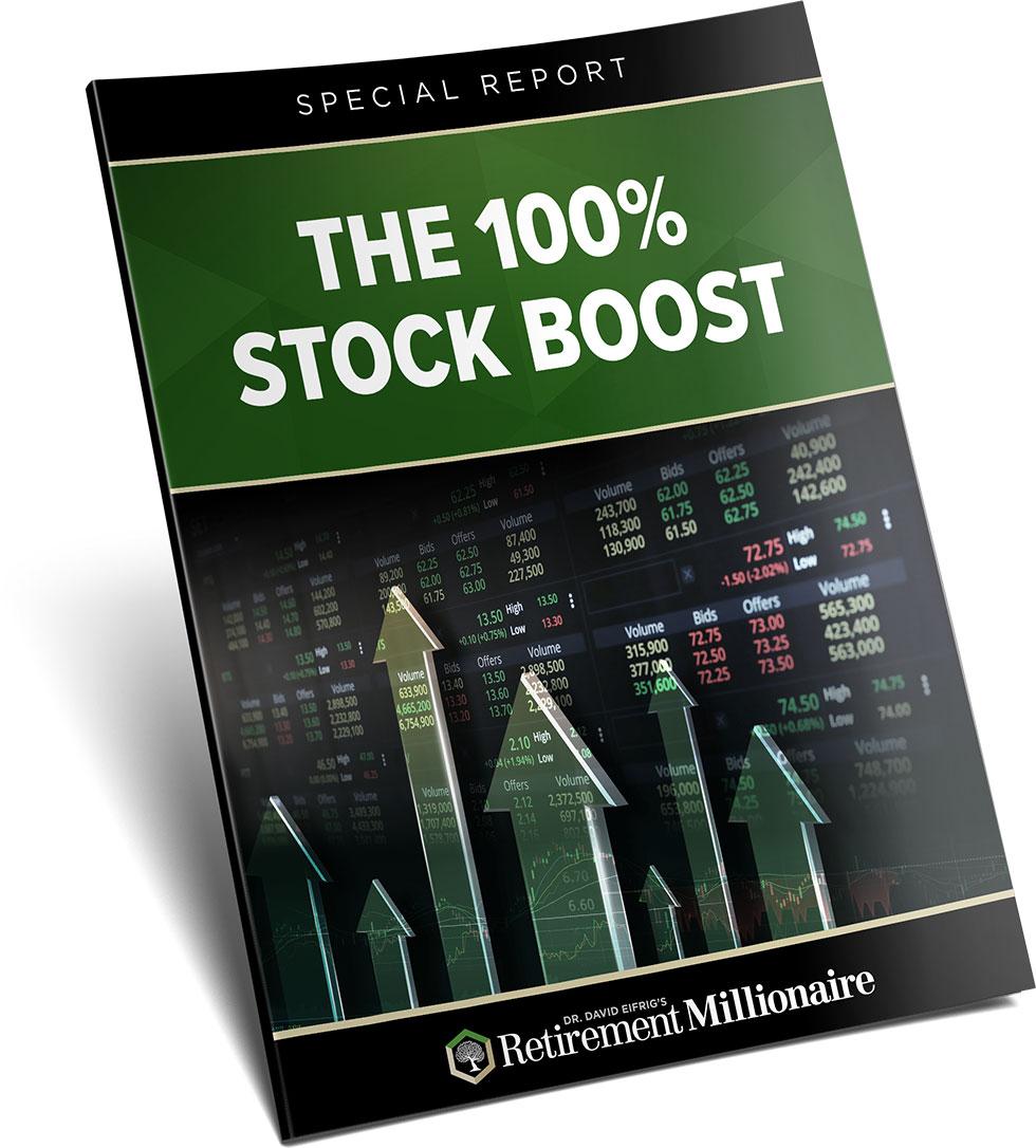 100% Stock Boost