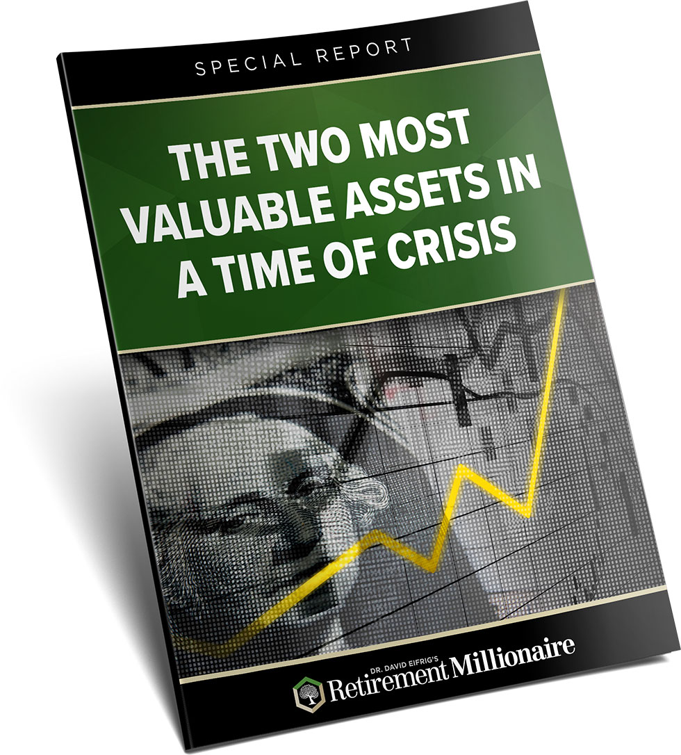 The Two Most Valuable Assets In a Time of Crisis
