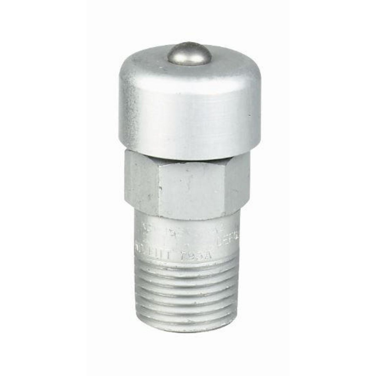 Hubbell Inc  KB1B Breather, 1/2 Inch Entry Thread, Aluminum
