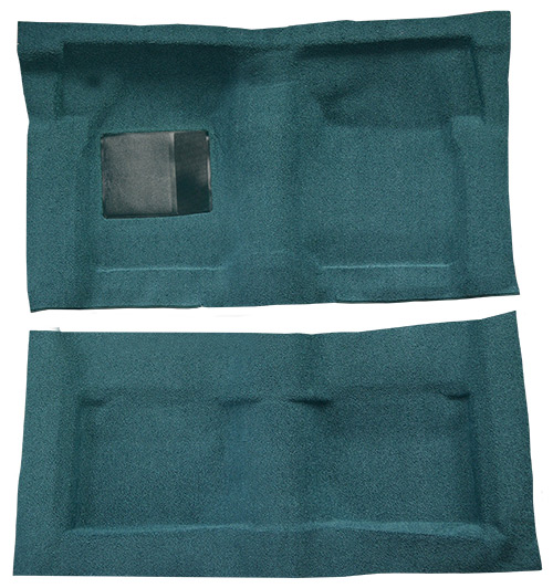1965-1967 Ford Galaxie Convertible Automatic Factory Fit Loop Carpet