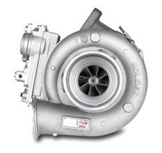 Turbochargers Garrett, Holset, Borgwarner
