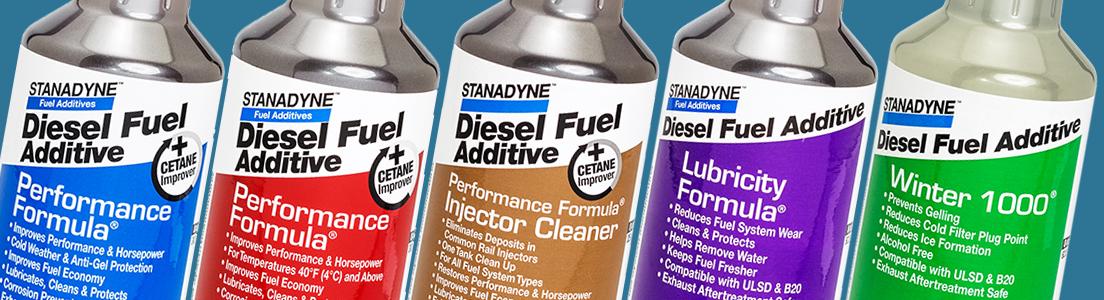 Diamond Diesel and Turbo - Stanadyne Diesel Fuel Additives
