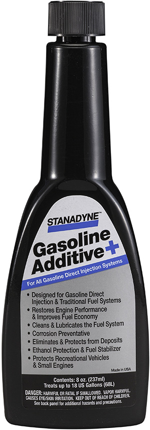 Stanadyne Gasoline Additive 8 ounce bottle