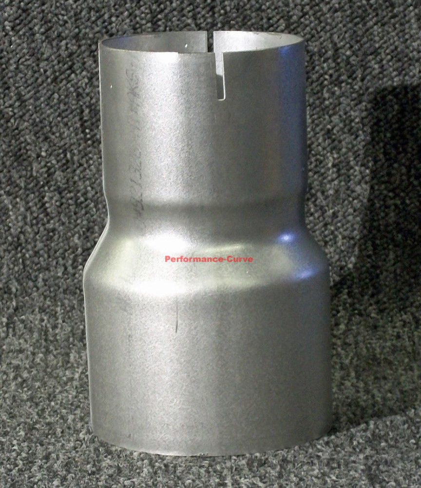 """4/"""" OD to 3/"""" ID Diesel Race Exhaust Reducer"""