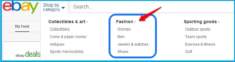 How To Select Your Ebay Category Suredone