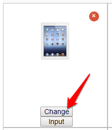 change item image in SureDone