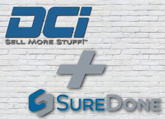 DCI and SureDone Integration