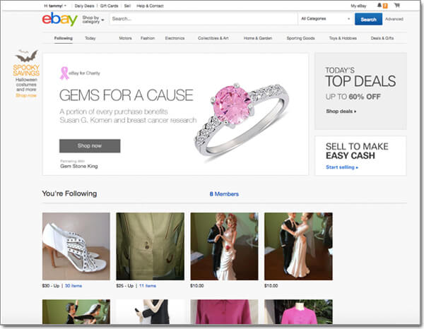 eBay is a partner of SureDone