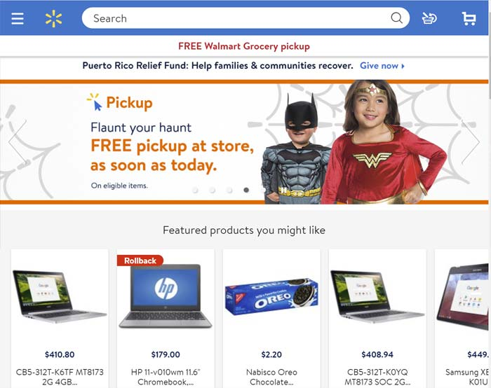 SureDone supports Walmart Integration