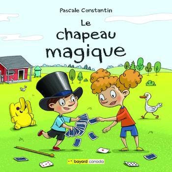 Couverture de livre : Le chapeau magique
