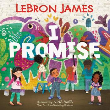 Book Cover: I Promise