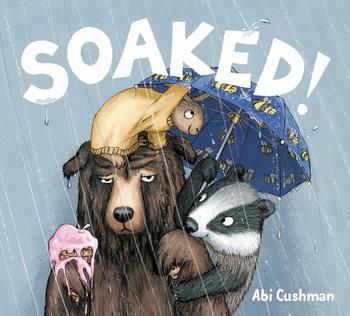 Book Cover: Soaked!