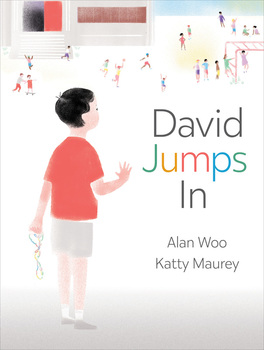 Book Cover: David Jumps In