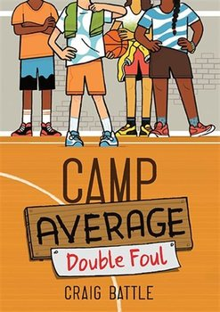 Book Cover: Double Foul (Camp Average)