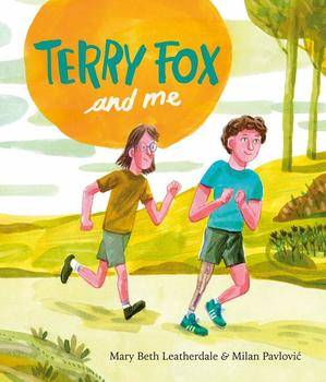 Book Cover: Terry Fox and Me