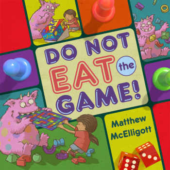Book Cover: Do Not Eat the Game!