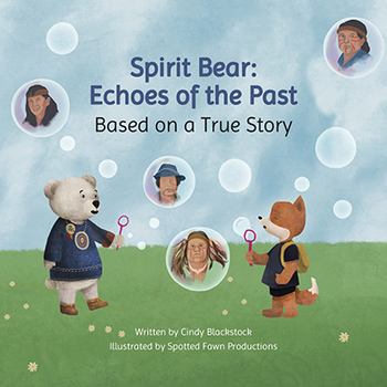 Book Cover: Spirit Bear: Echoes of the Past