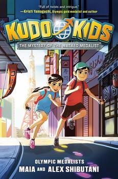 Book Cover: Kudo Kids: The Mystery of the Masked Medalist
