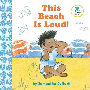 Book Cover: This Beach is Loud!
