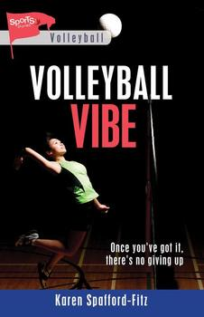 Book Cover: Volleyball Vibe