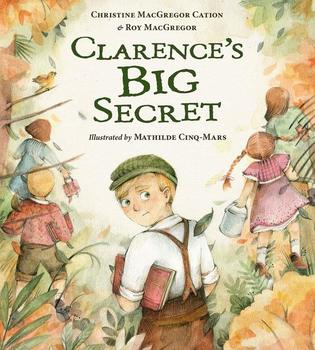 Book Cover: Clarence's Big Secret