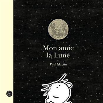 Couverture de livre : Mon amie la Lune