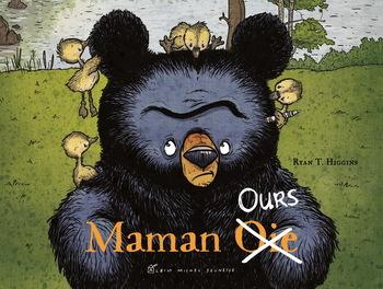 Couverture de livre : Maman Ours