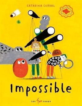 Couverture de livre : Impossible