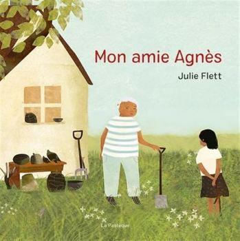 Couverture de livre : Mon amie Agnès