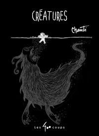 Couverture de livre : Créatures