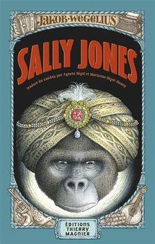 Couverture de livre : Sally Jones