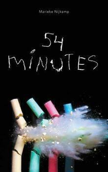 Couverture de livre : 54 minutes