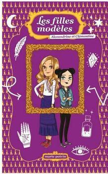 Couverture de livre : Alexandrine et Clémentine