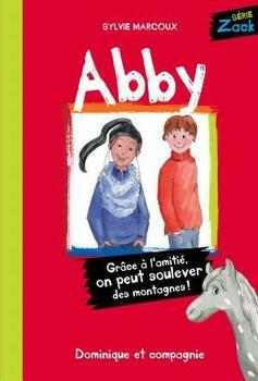 Couverture de livre : Abby
