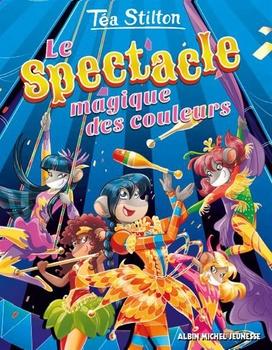 Le spectacle magique des couleurs