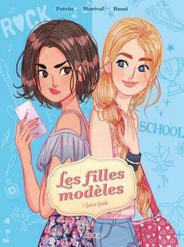 Les Filles modèles BD T01
