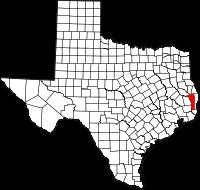 Small map of Jasper county