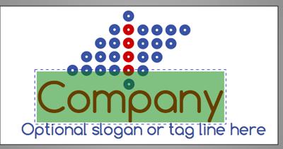 Edit Text In Logo
