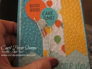 Stampin up fabulous four 4 carolpaynestamps   copy