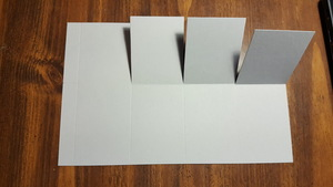 Step6   3 flaps