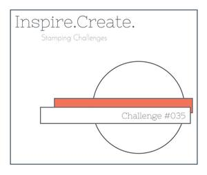 Inspire create challenge 035