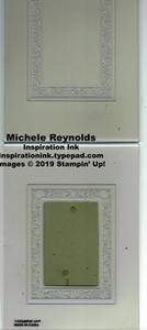 Woven heirlooms rectangle folder tip watermark
