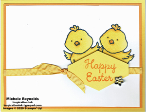 Welcome easter baby chicks easter watermark