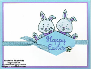 Welcome easter baby bunnies easter watermark