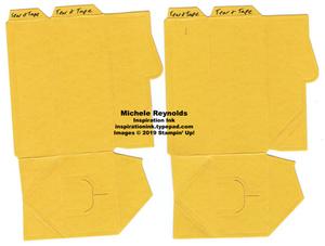 Perfect parcel adhesive edges watermark