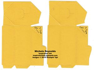 Perfect parcel adhesive corners watermark
