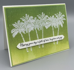 Timeless tropical with artistry blooms paper