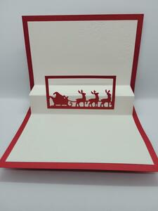 Christmas surprise fold 2