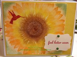 Sunflowerfeelbettersoon
