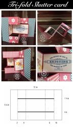 Tri-fold_shutter_card_with_pattern